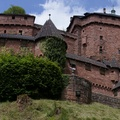 DSC07819-Chateau du Haut Koenigsbourg Built in the 12th century