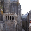 DSC08464Mont Saint Michel Abbey