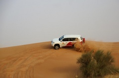 DSC02466-Sand dune bashing in the Dubai desert Conservation Reserve